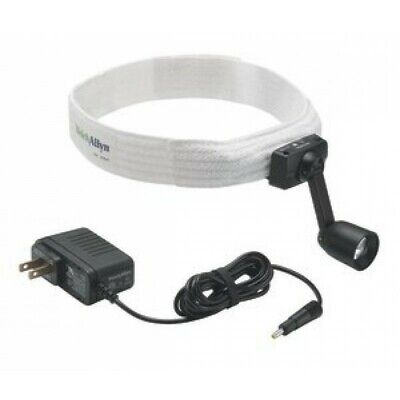 Welch Allyn 46070 Headlight With Terrycloth Headband And Direct Power Charger