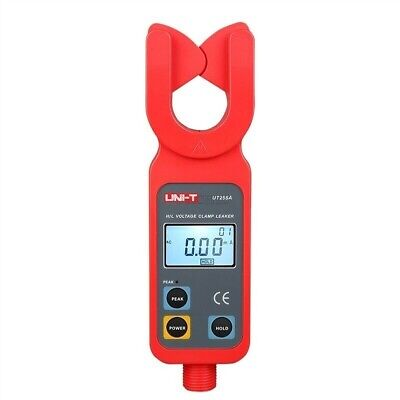 High Voltage Uni-t Ut255a 600a 69kv Leakage Current Clamp Ammeter Ae
