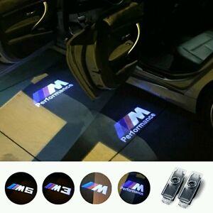 2pz-Led-auto-proiettore-logo-ghost-M3-BMW-E90-E92-E93-F30-M3-M-F10-M5-E63-E64