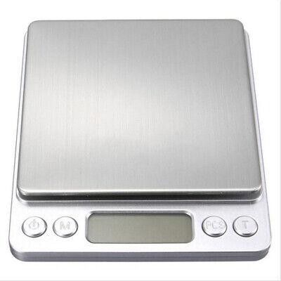Bascula balanza digital Peso Electrónico Alta Precisión Lcd de y la Cocina...