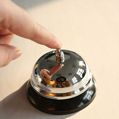 New arrival Stainless Steel Restaurant Service Counter Table Bell new.