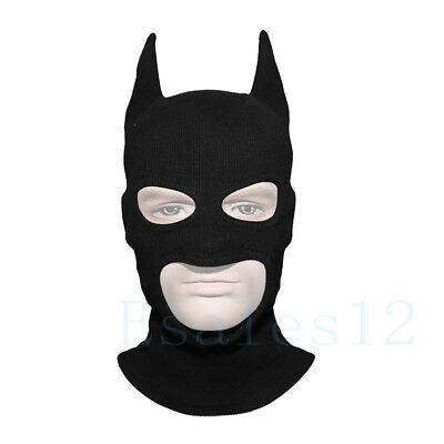 Batman Bat Fabric Mask Balaclava Face Ghost Skull Hood Halloween Cosplay
