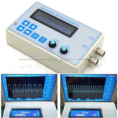 Dds Function Signal Generator Square Sawtooth Triangle Sine Wave Touch Button