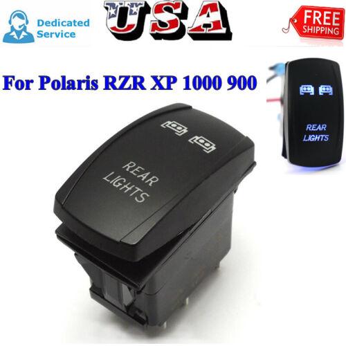 Toggle Rocker Switch Rear Light For 15 Polaris RZR XP 1000 900 Ranger Arctic YT