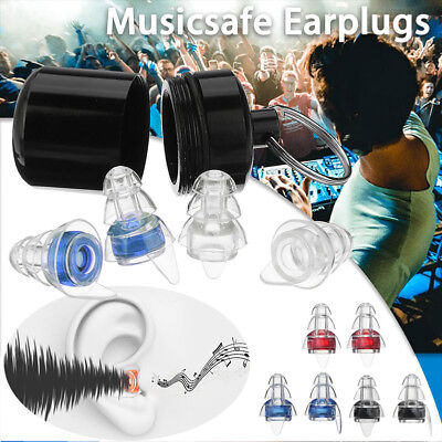 Gehörschutz Ohrstöpsel Noise Cancelling Lärmschutz für Konzert Party Schlafen