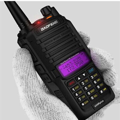 UV-9R Plus Baofeng VHF UHF Walkie Talkie Dual Band Handheld Two Way Radio CL