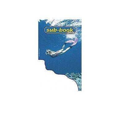 Sub Base Logbuch Comfort für 84 Tauchgänge