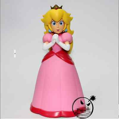 Super Mario Brothers/Bros Princess Peach Super Size Figure Collecion 6