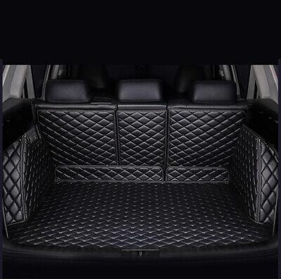 Z329958 SET Kofferraumwanne Gummifußmatten für Audi RS3 8V Limousine Stufenheck