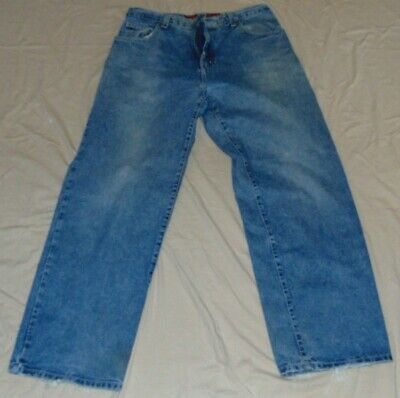 Quicksilver QuickJean, 070-2, mens jeans, W34xL32, RN114199, Has WEAR/TEAR
