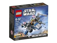 LEGO 75125 Star Wars Resistance X-Wing Fighter Building Set