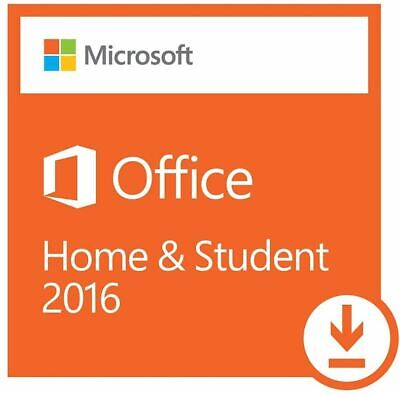 Microsoft Office 2016 Home and Student Windows Product Key 1 User  (Microsoft Office Home And Student 2016 Product Key)