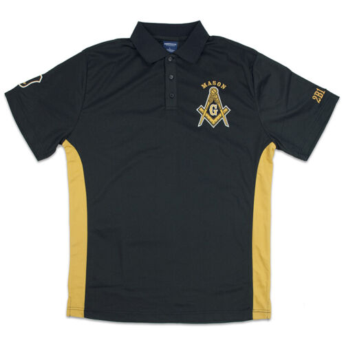 Mason Masonic Polo- Size 3XL-New!