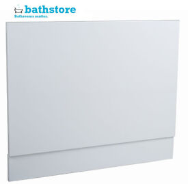 jOBLOT WHOLESALE CLEARANCE STOCK 40x Bathstore Gloss White bath end with plenth 700