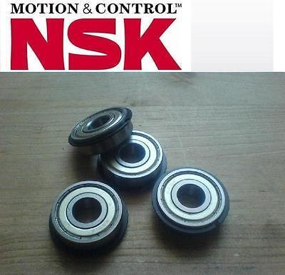 NSK Premium Rillenkugellager  Kugellager 6204//C4 = offen C4  20x47x14 mm 1 Stk