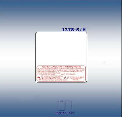 Scale Labels For Tor-rey Lsq-40lpls Tls-40l Safe Handling 12 Rolls Of 1000