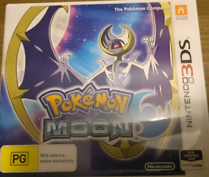 3DS Pokemon Moon Angle Park Port Adelaide Area Preview
