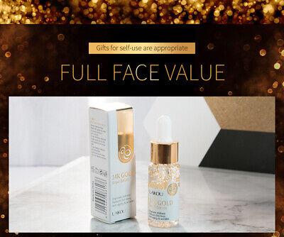 LAIKOU 24K Gold Face Mask Skin Hyaluronic Anti Wrinkle Collagen Essence serum SK