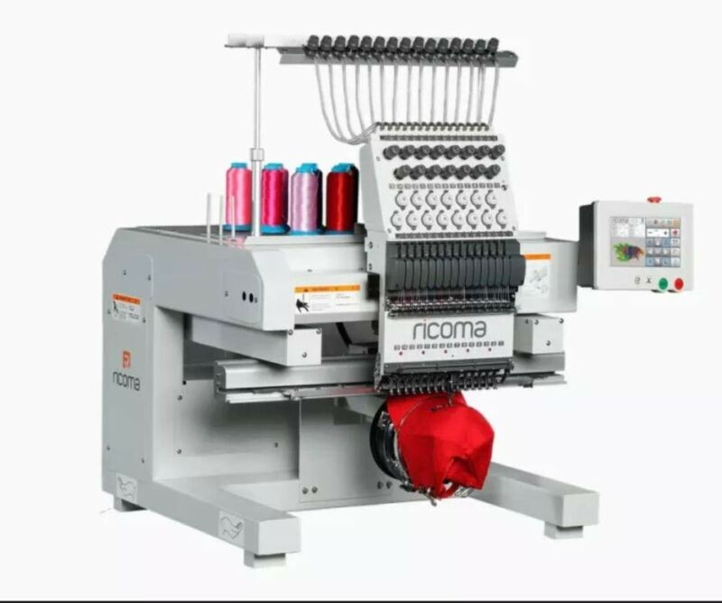 Ricoma embroidery machine MT-1501