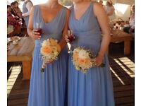 2 x Dessy Bridesmaid Dresses size 12