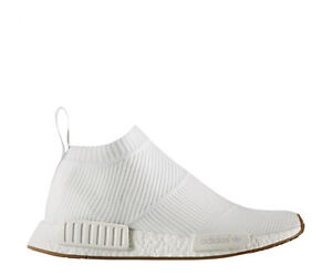 adidas NMD City Sock Prime Knit White/Gum US 10 Carindale Brisbane South East Preview