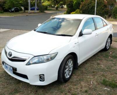 UBER Car 4 RENT,  2 Toyota Camry hybrid  2010 vehicles available