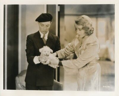 BUSTER KEATON Vintage PASSIONATE PLUMBER MGM Studio Early Talkie Comedy Photo