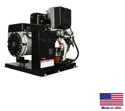 Generator Vehicle Mounted - Commercial - Diesel - 120240v - 9 Hp - 6000 Watts