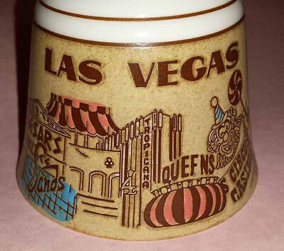 Vintage Las Vegas Bell - Made In Japan - Old Hotels and Casinos