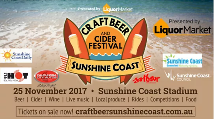 3 x Preloaded Craft Beer and Cider Festival tickets