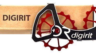 Shimano R9100//R8000 Digirit Pully Wheel Kit NIB RED//BLACK For Option