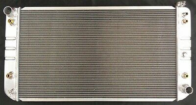 3 ROW ALL ALUMINUM RADIATOR 1992 1993 CHEVY TRUCK PICKUP C/K SERIES 6.5L DIESEL