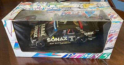 1/18 UT Models Mercedes AMG DTM Race car 1:18 Sonax #4 Tabac Toms models