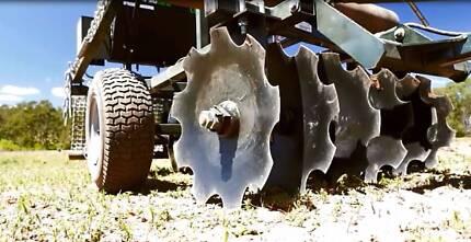 greenPRO 5-in-1 Seeder & Cultivator 1800 Model Warana Maroochydore Area Preview