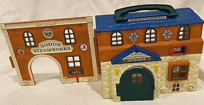Thomas The Train Sodor Steamworks Station 2003