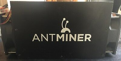 Bitcoin Miner - Bitmain Antminer S3+ 470-500+ GH/s Hashes Great