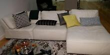 Contemporary with top range quality of leather sofa Spotswood Hobsons Bay Area Preview