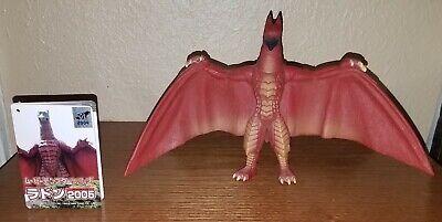 Bandai Rodan Figure Godzilla Monster Kaiju 2004 Toho Movie