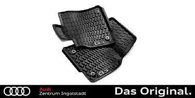 Original Audi Q3 Textilfußmatten Stoffmatten Velours Fußmatten 8U1061275 MNO