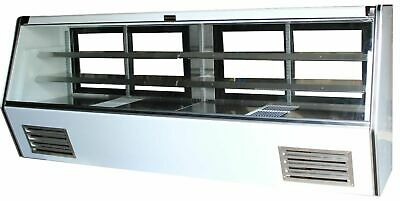 Cooltech Refrigerated High Deli Meat Display Case 84