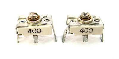 Arco 400 Mini Compression Trimmer Capacitor 2-7pf Nos 2lot