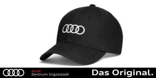 Audi Baseballkappe/Cap schwarz, 3131701000