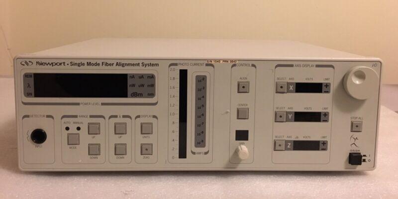 Newport ORION-CM Single Mode Fiber Alignment System **TESTED**