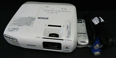 Epson EB-98 Xga / HDMI Proyector LCD - Excelente Imagen - Lámpara 3488Hrs segunda mano  Embacar hacia Mexico