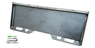 Es 516 Standard Quick Attach Plate Skid Steer Bobcat Kubota Case Local Pickup
