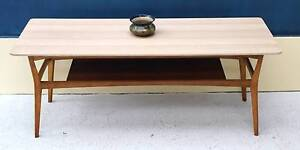 RETRO VINTAGE MID CENTURY COFFEE TABLE Noble Park Greater Dandenong Preview