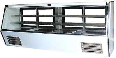 117 Brand New Us-made With Us Compressor Cooltech Refrigerated High Deli Case