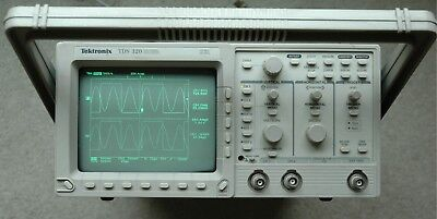 Tektronix Tds320 100mhz Digital Oscilloscope Calibrated Snb033677