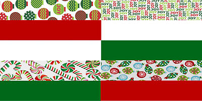 Christmas Tissue Paper Printed and Solid- 120 Sheet ](Christmas Tissue Paper)