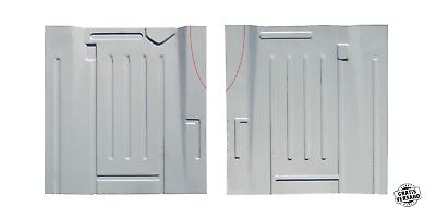 Floor Sheet Metal Panel Lancia 818 Fulvia Coupe Series 1-3 Set Front Right